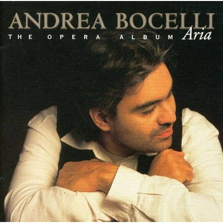 Aria: Opera Album (CD) (Best Opera Arias Cd)