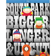 South Park: Bigger, Longer & Uncut (Blu-ray) by