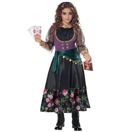 Miss T. Fye, Teller of Fortunes Child Costume