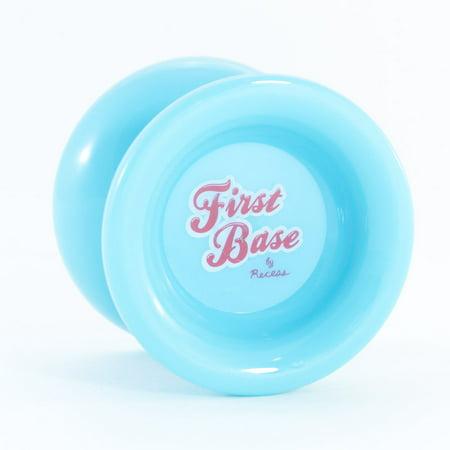 Recess YoYo FIRST BASE YO-YO -Plastic- Beginner to Pro- (Teal)
