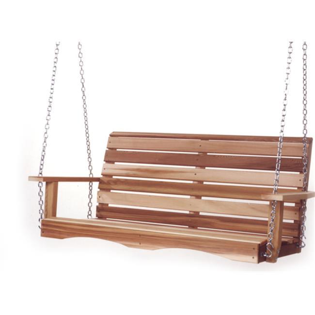 All Things Cedar PS70U 6 ft.  Porch Swing - NEW