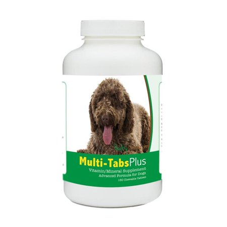 Healthy Breeds 840235174578 Spanish Water Dog Multi-Tabs Plus Chewable Tablets - 180 Count - image 1 de 1