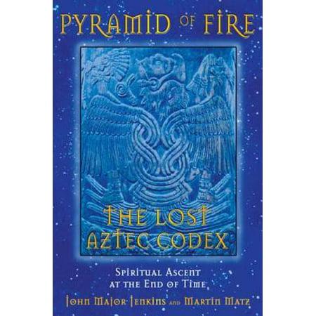 Pyramid of Fire: The Lost Aztec Codex - eBook