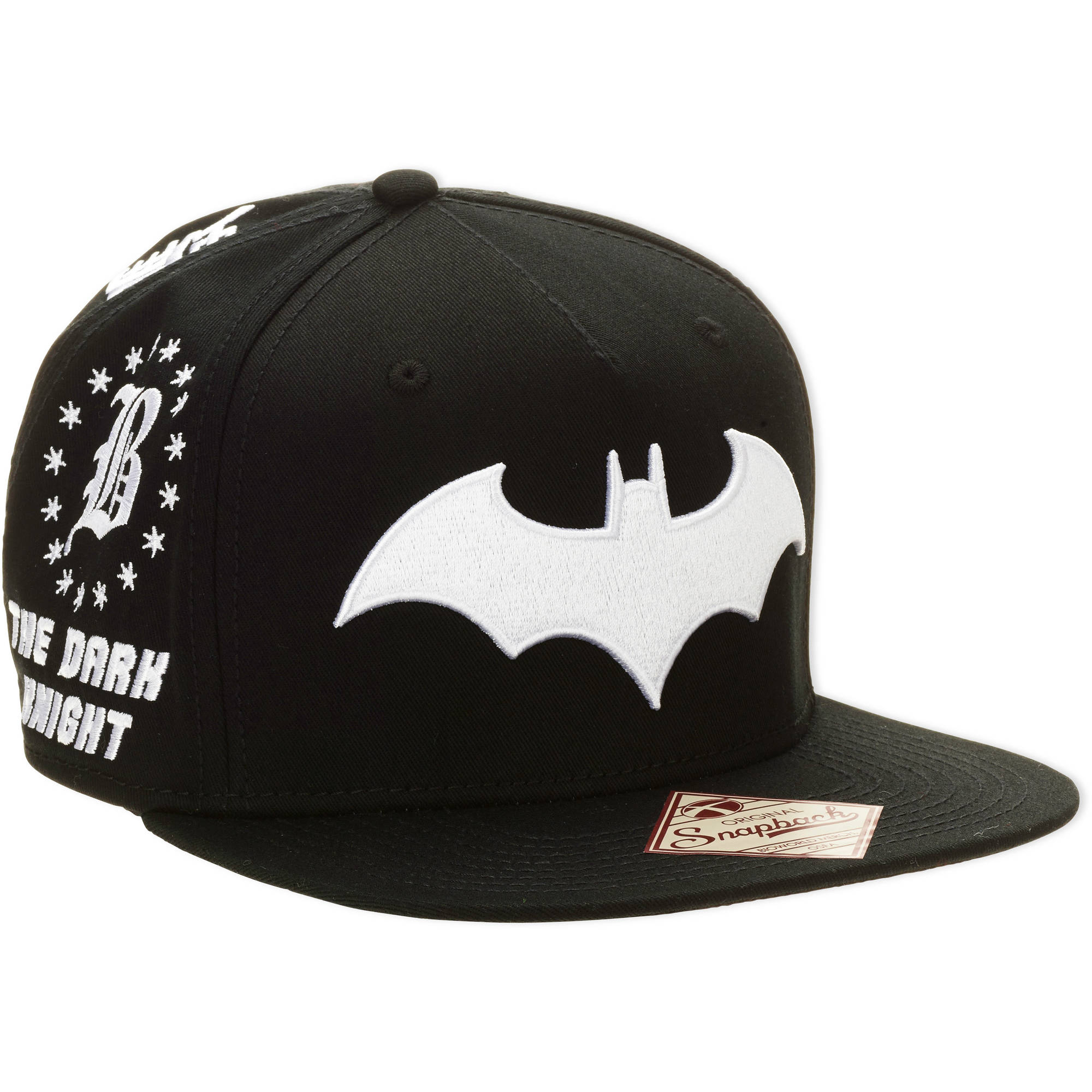 Batman Omni Logo Snapback Men's Hat