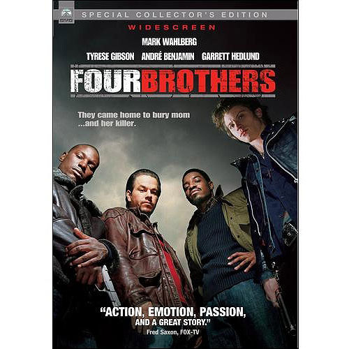 FOUR BROTHERS (DVD/WS/SPECIAL COLLECTORS EDITION)