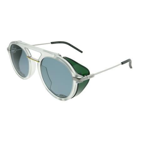 Fendi Fendi Fantastic FF M0012 900 IR Unisex Round Sunglasses