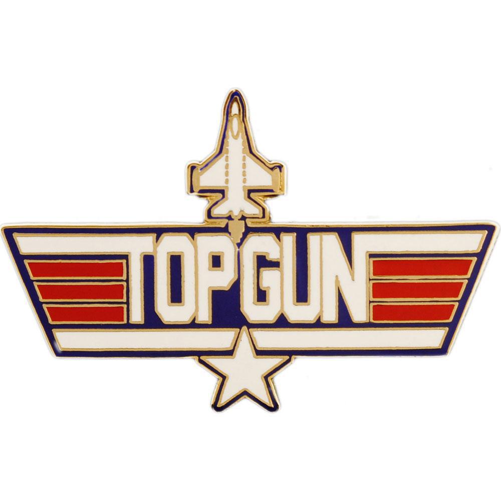 """U.S. Navy Top Gun Pin 2"""""""