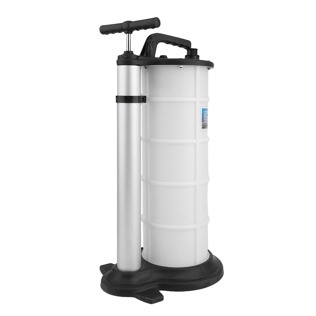 9L Practical Manual Oil Pump Fluid Evacuator Exchange Transfer Pump Car Auto Boat Motorbike Oil Pump by Sunrain