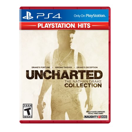 Uncharted: The Nathan Drake Collection - PlayStation Hits, Sony, PlayStation 4,