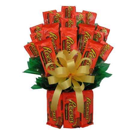 All Reese  39 S  Candy Bouquet