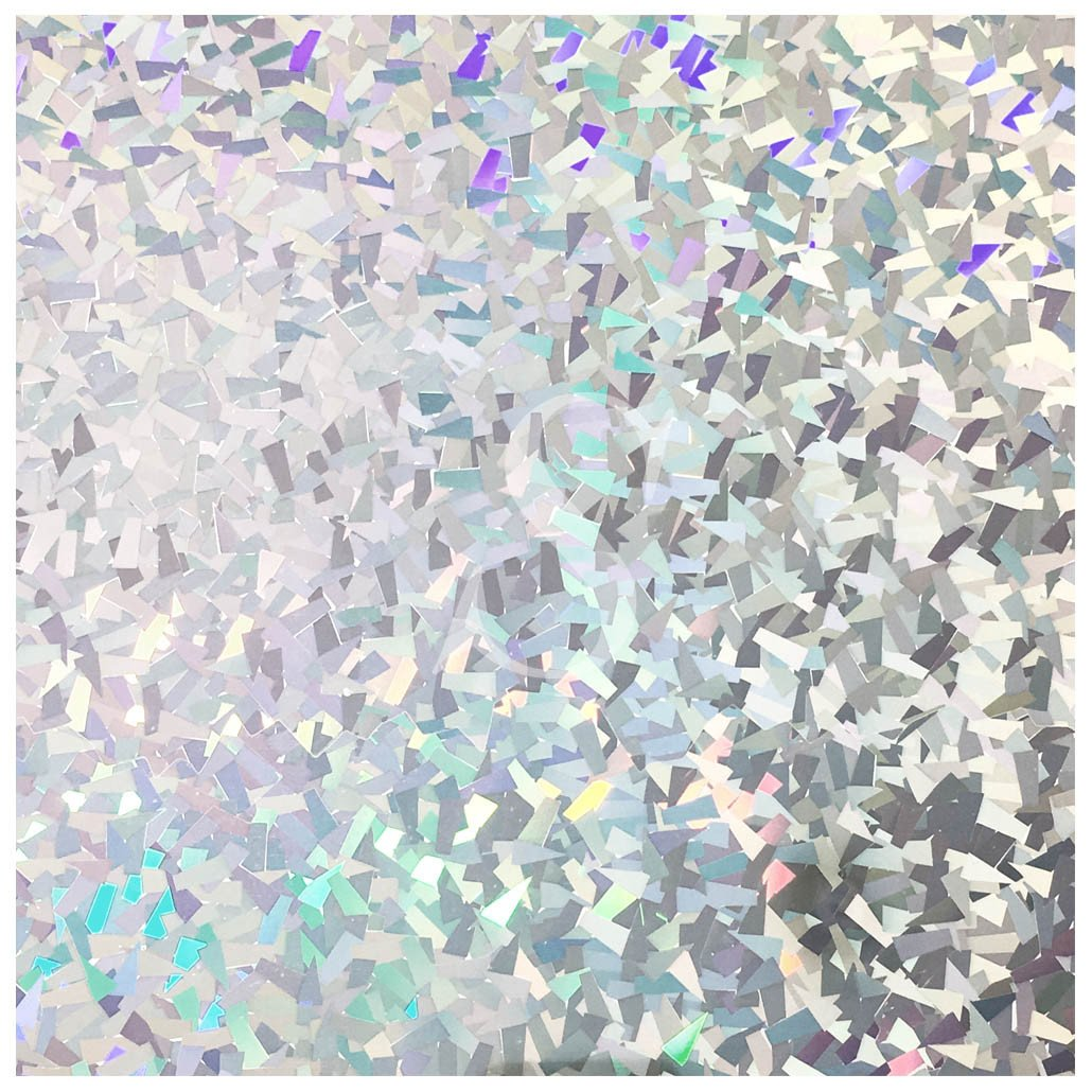 Siser Holographic Heat Transfer Material - Crystal