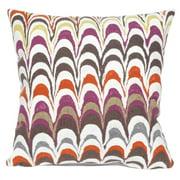 Scales Spice Indoor/Outdoor Throw Pillow