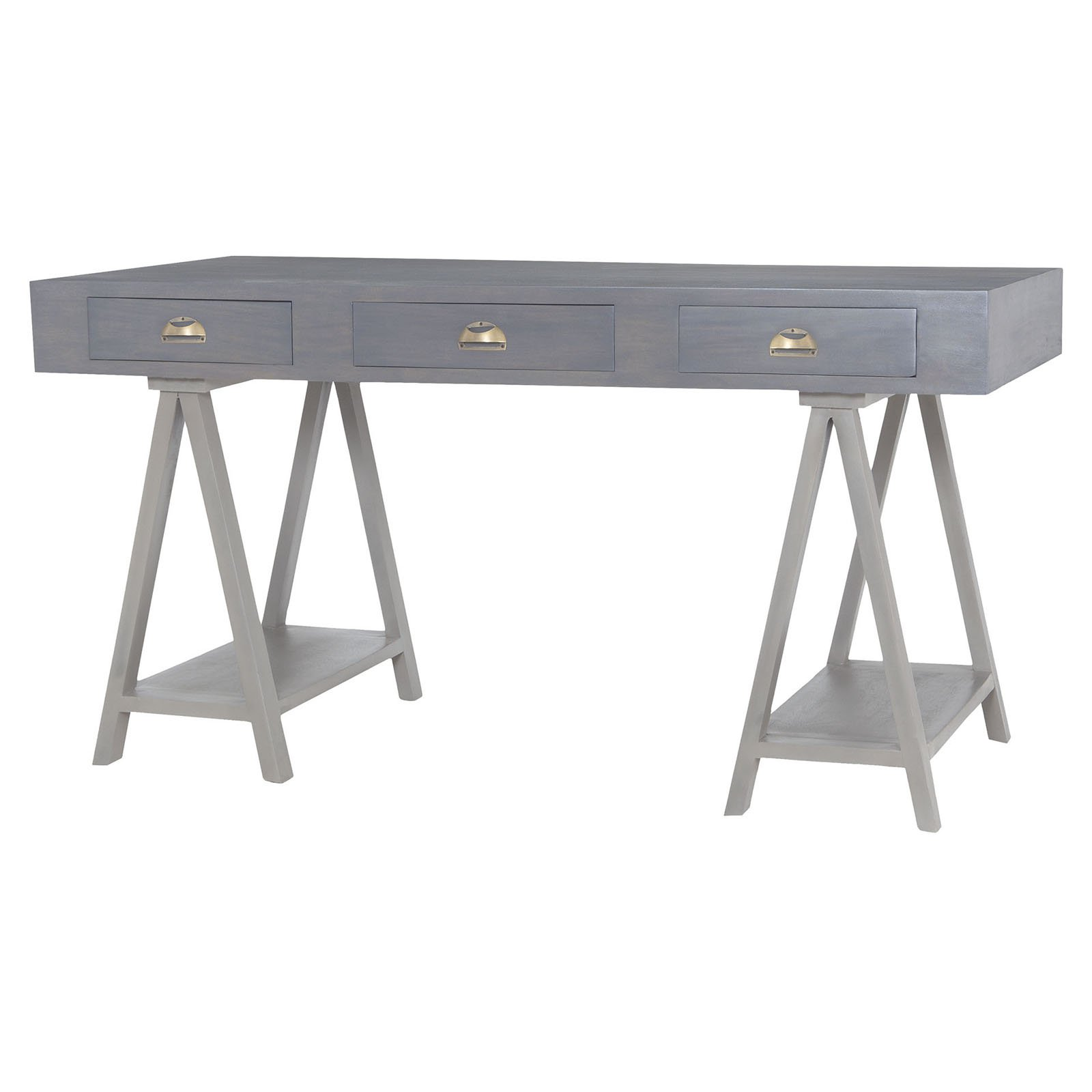 Dimond Home Huffman 3 Drawer Desk by Dimond Home