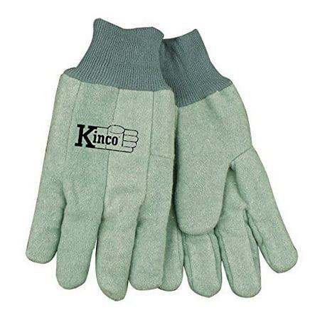 Kinco Chore Green Cotton Work Gloves Size Xxlarge Farm