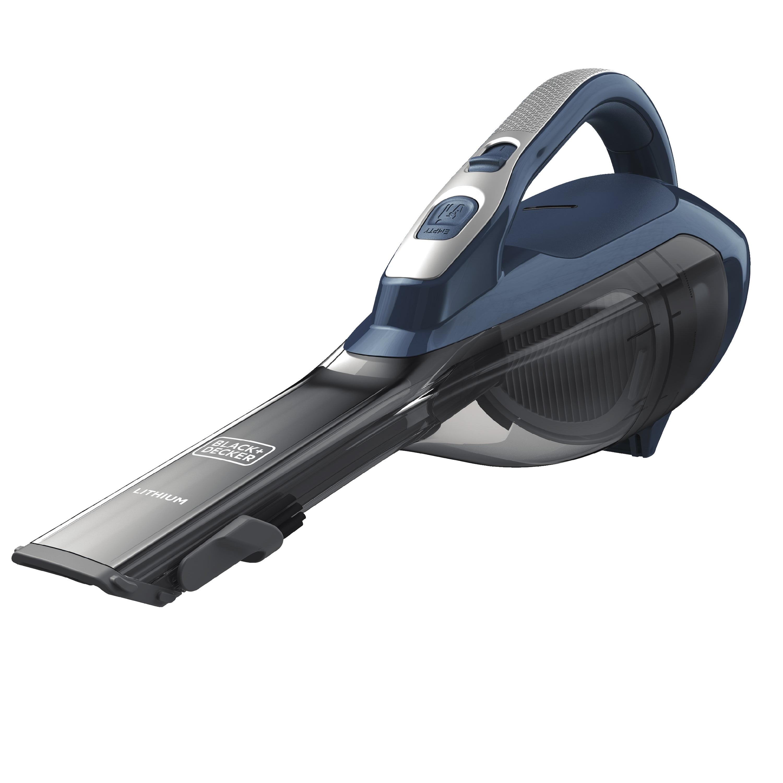 BLACK+DECKER Cordless Lithium Hand Vacuum (Slate Blue), HLVA315J62