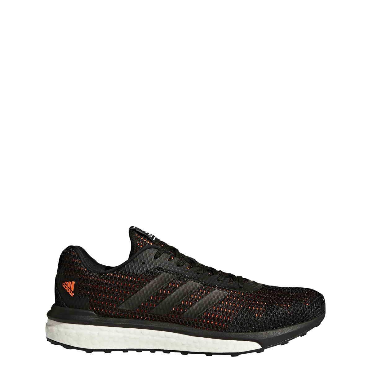Adidas Men Vengeful Running 9.5 Black by Adidas