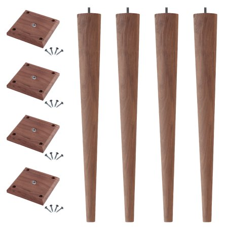 29 Mid Century Modern Thick Furniture Legs Mounting
