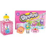 Shopkins Season 8 World Vacation, Europe 5-Pack of Shopkins + 1 Home