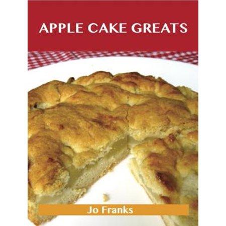Fresh Apple Cake (Apple Cake Greats: Delicious Apple Cake Recipes, The Top 58 Apple Cake Recipes - eBook )