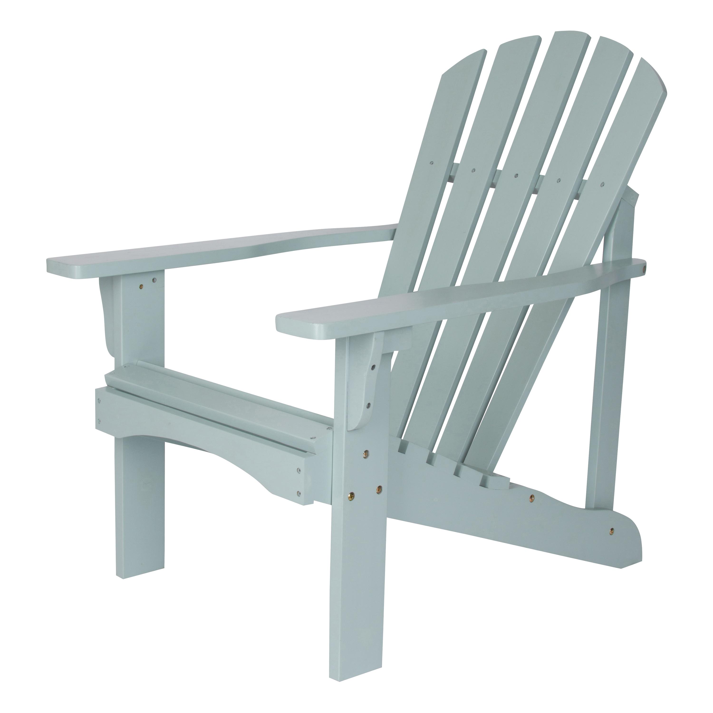 Shine Company Rockport Adirondack Chair - Dutch Blue