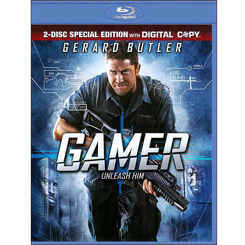 Gamer (Blu-ray) (Widescreen)