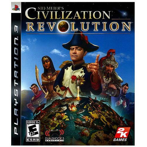 Civilization: Revolution (PS3) - Pre-Owned