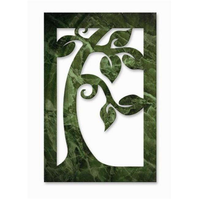 All My Walls Growth Metal Wall Art