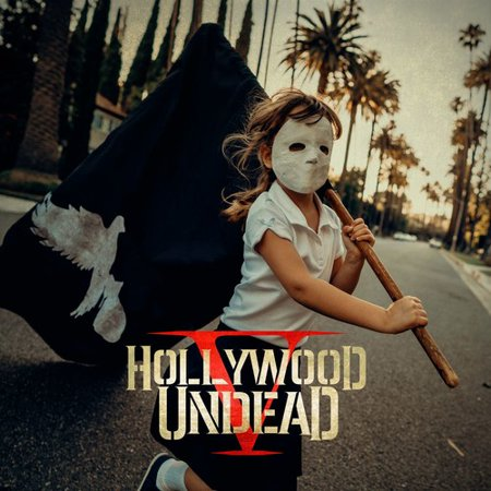 Five (explicit) - Hollywood Undead Mask