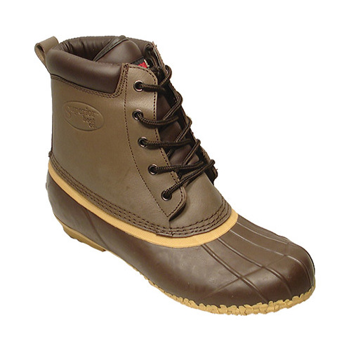 Boys' Superior Boot Co. 5-Eye Duck by AGS Footwear