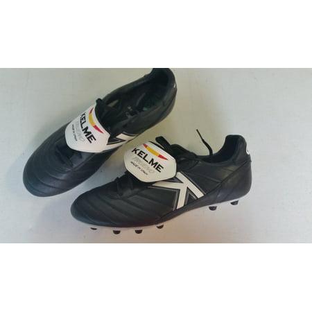 933a2f42fbf7 Kelme - New Kelme Trueno M Evo Mens Size 13 Soccer Cleats Black 56901 RARE  In BOX! - Walmart.com