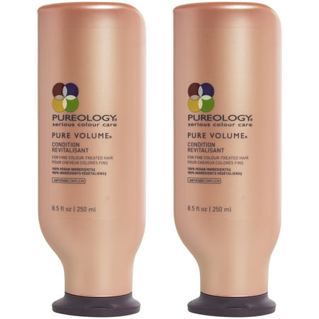 Pureology Pure Volume Shampoo (Pureology Pure Volume Conditioner 8.5 oz - Pack of 2 )