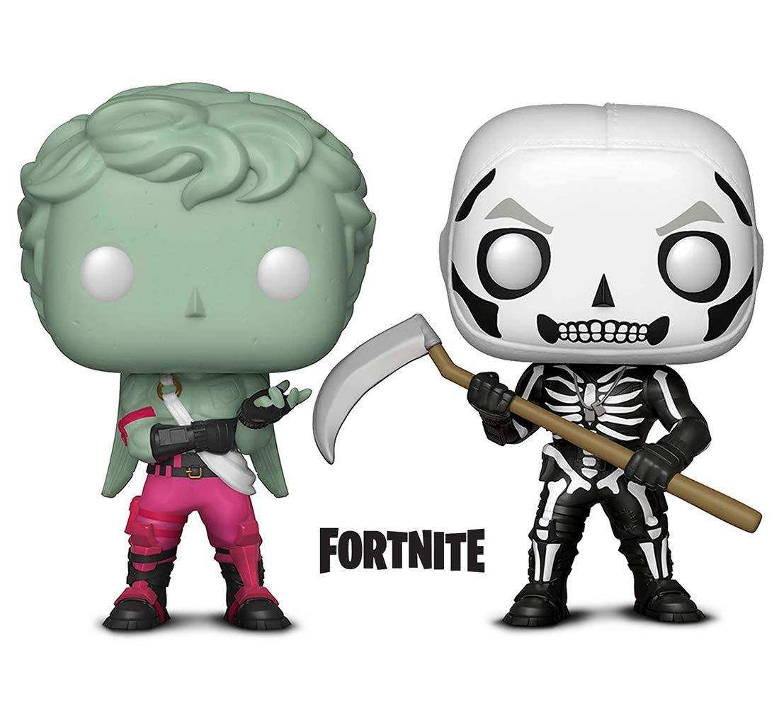 Warp Gadgets Bundle - Funko Pop GamesFortniteS1 - Love Ranger and Skull Trooper (2 Items)