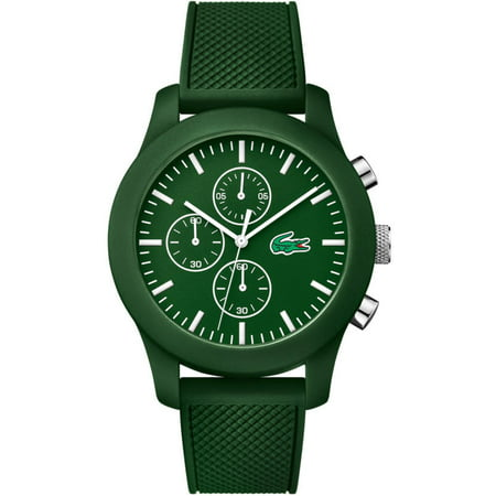 Lacoste Men's Green L1212 Chronograph Watch 2010822 (Watches Lacoste)