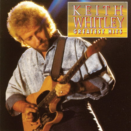 Keith Whitley - Greatest Hits (CD)