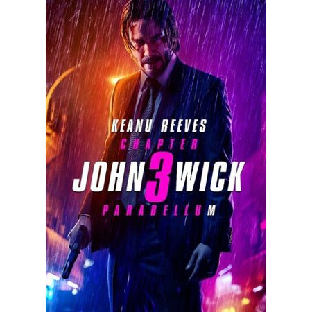 John Wick: Chapter 3 - Parabellum (Blu-ray + DVD + Digital Copy)
