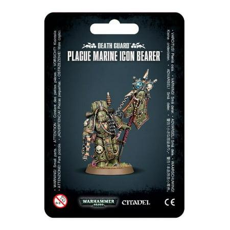 Warhammer 40k Death Guard Plague Marine Icon