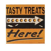 Blossom Bucket 'Tasty Treats' Led Box Wall Decor