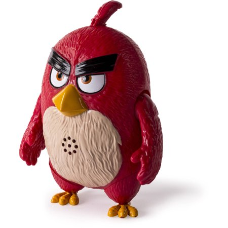 Angry Birds Anger Management Talking Red (Angry Birds Halloween 1-5 Eagle)