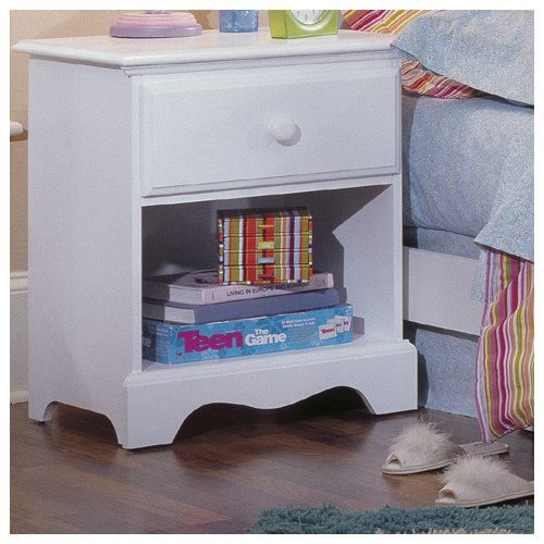 Carolina Furniture Works, Inc. Carolina Cottage 1 Drawer Nightstand