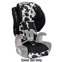 Britax Frontier ClickTight Harness-2-booster Cover Set - Cowmooflage