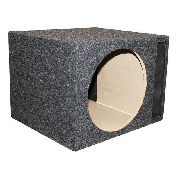 """QPower QSBASS12 12"""" Sub Box"""
