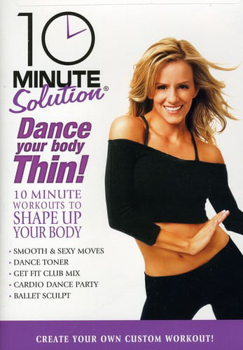 10 Minute Solution: Dance Your Body Thin by IDT CORPORATION