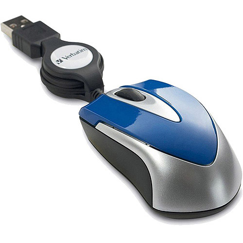 Verbatim Optical Mini Travel Mouse