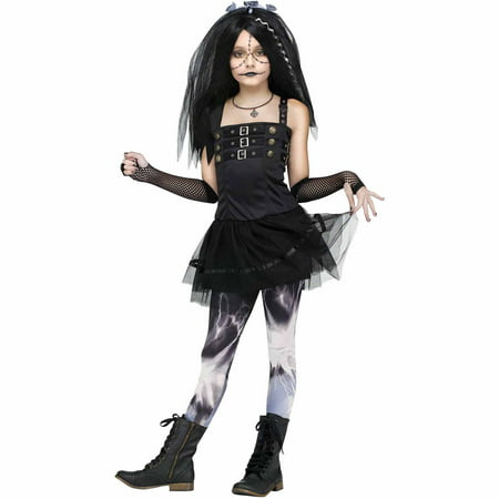 Frankie's Bride Child Halloween Costume