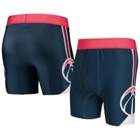 Washington Wizards Concepts Sport Flyaway Swingman Boxer Briefs - Navy