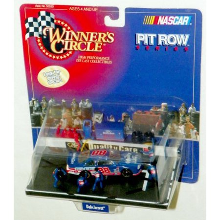 Pit Row Series Winners Circle  88 Ford Credit Dale Jarrett By Winners Circle