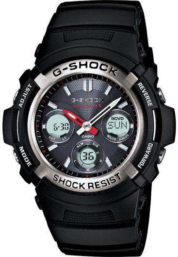 Casio G-Shock Solar Atomic Watch AWGM100-1A by Casio