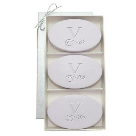 Flourish Trio - Carved Solutions Signature Spa Trio Lavender-Pi-Flourish-M Soap