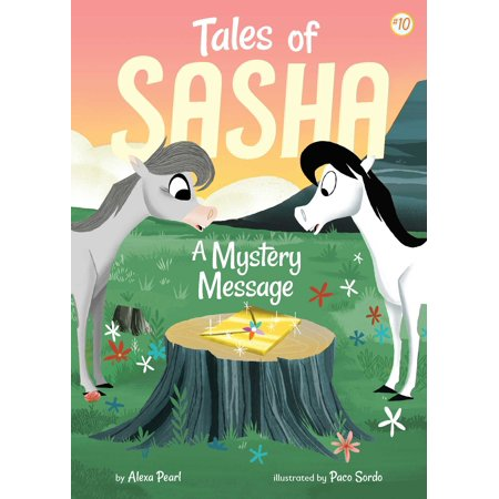 Tales of Sasha 10: A Mystery Message ()