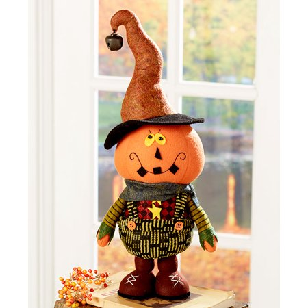 Primitive Halloween Decorations (The Lakeside Collection Primitive Halloween Characters -)